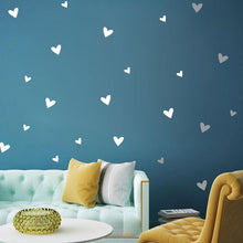 Heart Wall Sticker for Baby's Room By Our Smarter Toddlers
