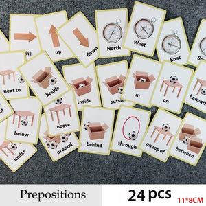 Montessori Flashcards