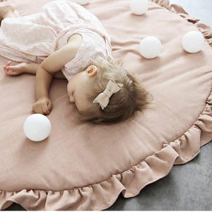 Newborn Baby Padded Play Mat By Our Smarter Toddlers