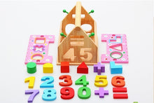 Montessori Blocks Smart House