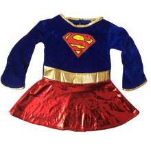 Supergirl Costume By Our Smarter Toddlers