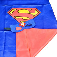 Superhero Cape and Masks - Halloween Costumes
