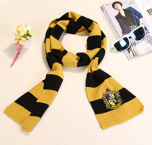 Harry Potter Scarves Halloween accessories By Our Smarter Toddlers