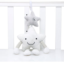 Plush Rattle Baby Stroller/Crib By Our Smarter Toddlers