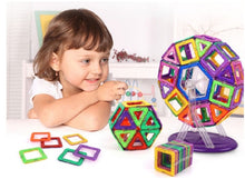 Mini Magnetic Blocks Construction Toys