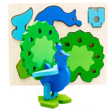 Montessori Mini 3D Puzzle By Our Smarter Toddlers