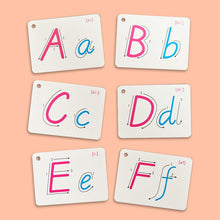 Montessori Material - 26 English Letters By Our Smarter Toddlers