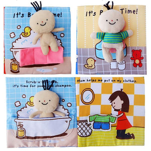 Cloth book for baby