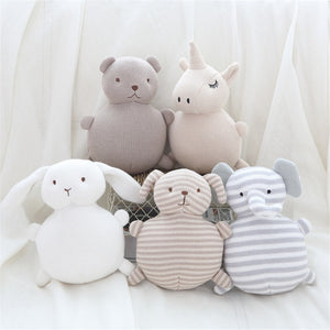 Baby Rattle Plush Animals