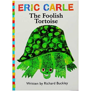 The Foolish Tortoise By Richard Buckley By Our Smarter Toddlers