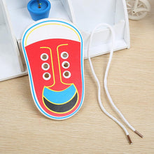 Shoe Lacing Toy