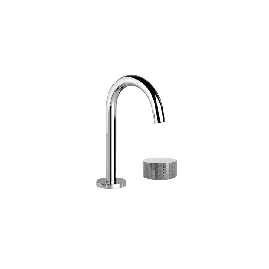 Halo X Basin Set with Swivel Spout and Progressive Mixer