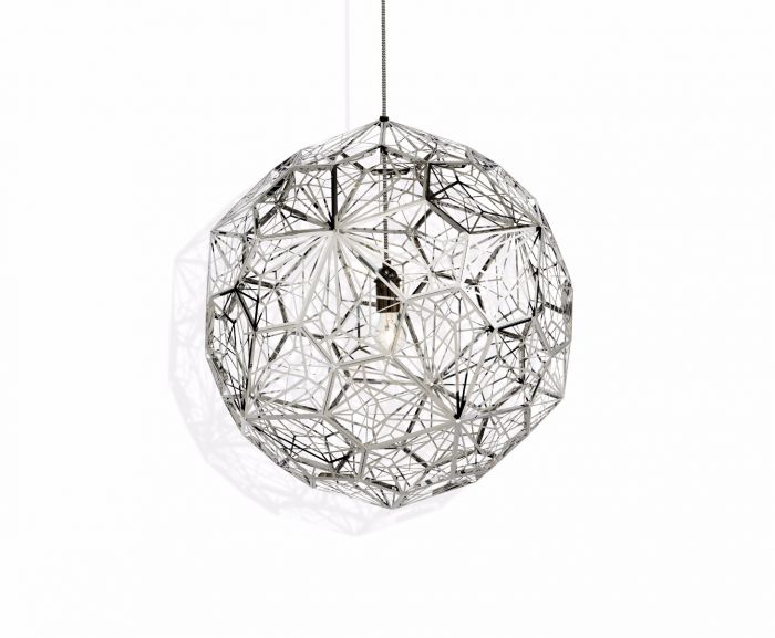 TOM DIXON Etch Web Pendant Steel