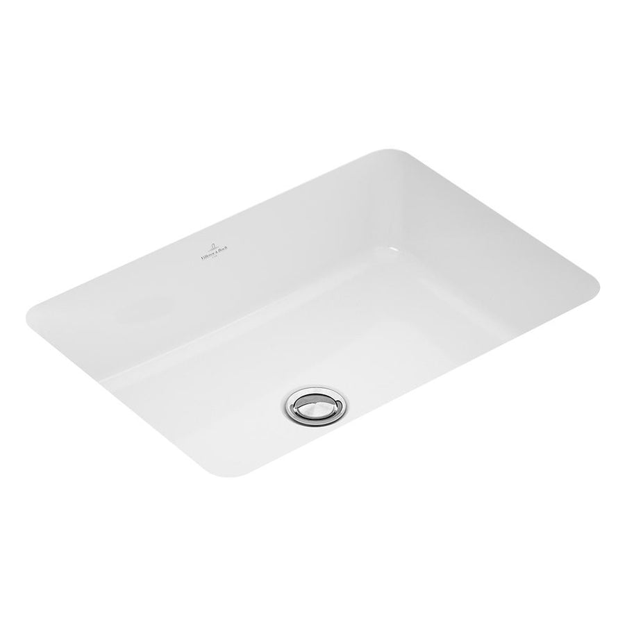 Villeroy & Boch Architectura 495 Rectangular Under Counter Basin