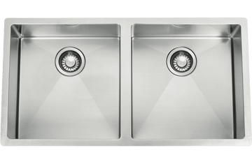 Franke Plaza Double Bowl Sink