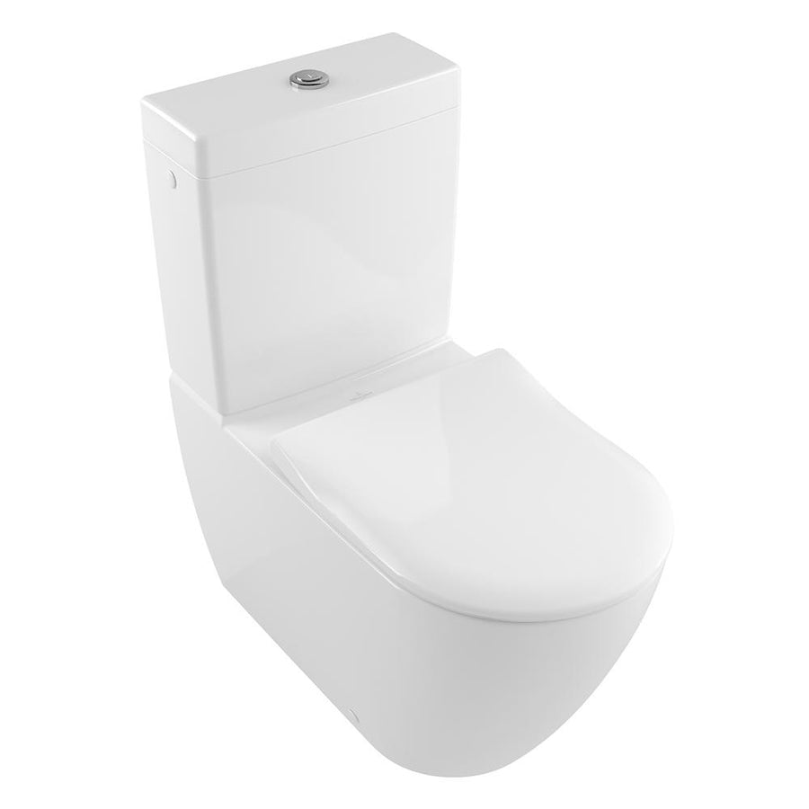 Villeroy & Boch Subway 2.0 DirectFlush BTW With Slim Seat Toilet