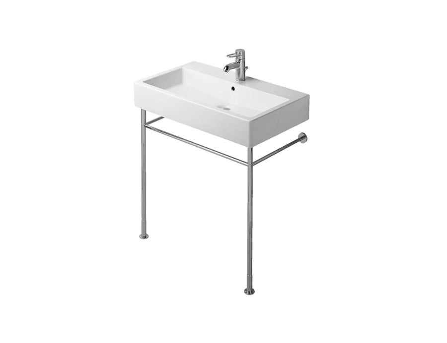 DURAVIT Vero Air/Vero Metal Console for Basins 235080 & 045480 chrome | The Source - Bath • Kitchen • Homewares