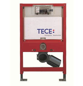 TECE Wall hung cistern low level 820mm 4.5/3 litre flush WELS 4 Star