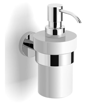 Argent Focus Liquid Soap Dispenser Ceramic