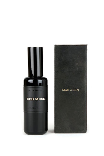MAD ET LEN Eau De Parfum Classic (Red Musc, 50ml) | The Source - Bath • Kitchen • Homewares