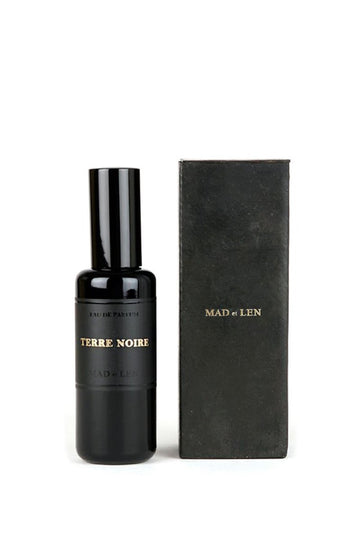 MAD ET LEN Eau De Parfum Classic (Terre Noire, 50ml) | The Source - Bath • Kitchen • Homewares