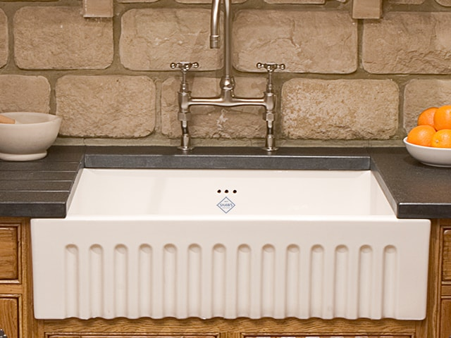 SHAWS Bowland 800 Sink | The Source - Bath • Kitchen • Homewares