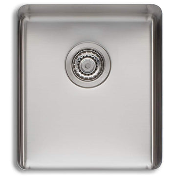 OLIVERI Sonetto Standard Bowl Undermount Sink | The Source - Bath • Kitchen • Homewares