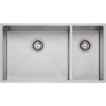 OLIVERI Spectra 1 & 1/2 Bowl Stainless Sink | The Source - Bath • Kitchen • Homewares
