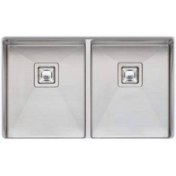 OLIVERI Professional Series Double Bowl Undermount Sink | The Source - Bath • Kitchen • Homewares