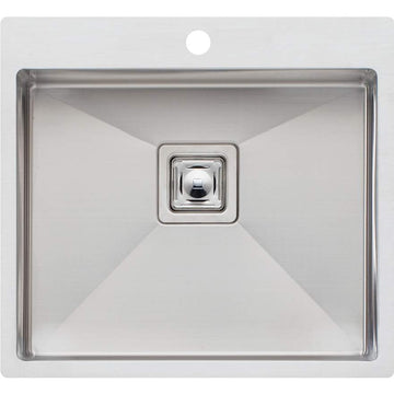 OLIVERI Professional Series Single Bowl Topmount Sink | The Source - Bath • Kitchen • Homewares