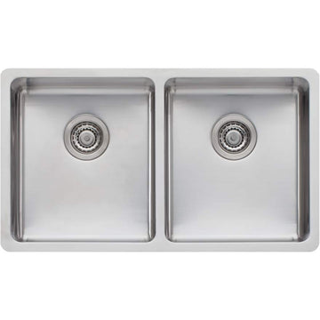OLIVERI Sonetto Double Bowl Universal Sink | The Source - Bath • Kitchen • Homewares
