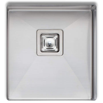 OLIVERI Professional Series Single Standard Bowl Undermount Sink | The Source - Bath • Kitchen • Homewares