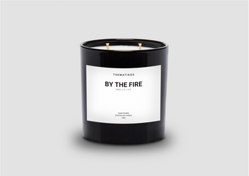 THEMATIKOS By The Fire Candle 350g | The Source - Bath • Kitchen • Homewares