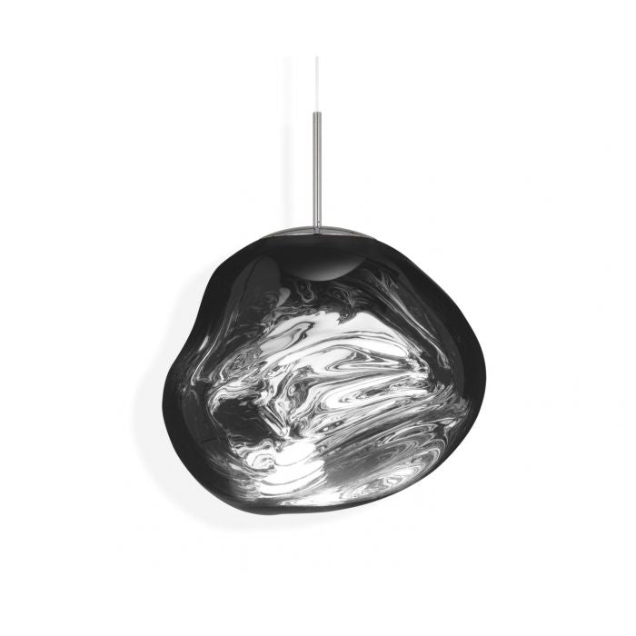TOM DIXON Melt Pendant Chrome LED (50cm) | The Source - Bath • Kitchen • Homewares