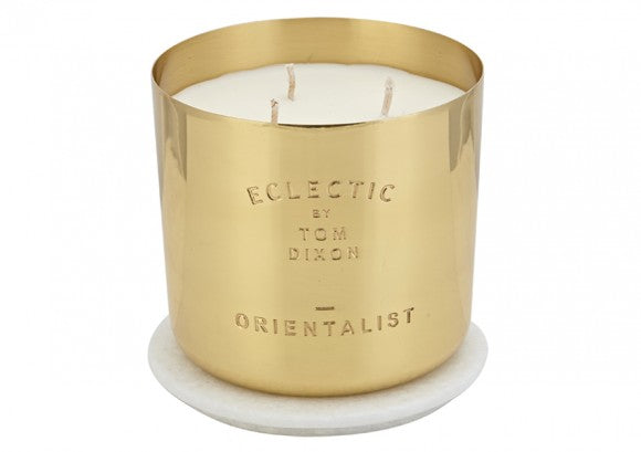 TOM DIXON Orientalist Large Candle