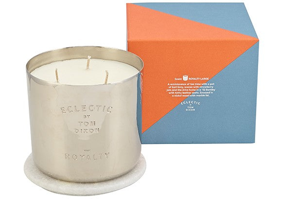 TOM DIXON Royalty Large Candle