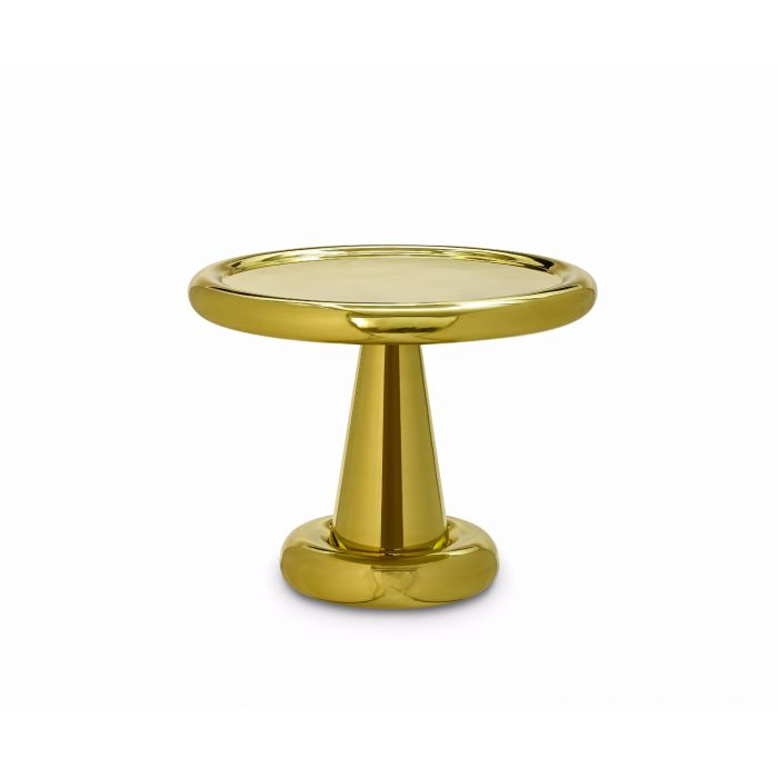 TOM DIXON Spun Table Short Brass | The Source - Bath • Kitchen • Homewares