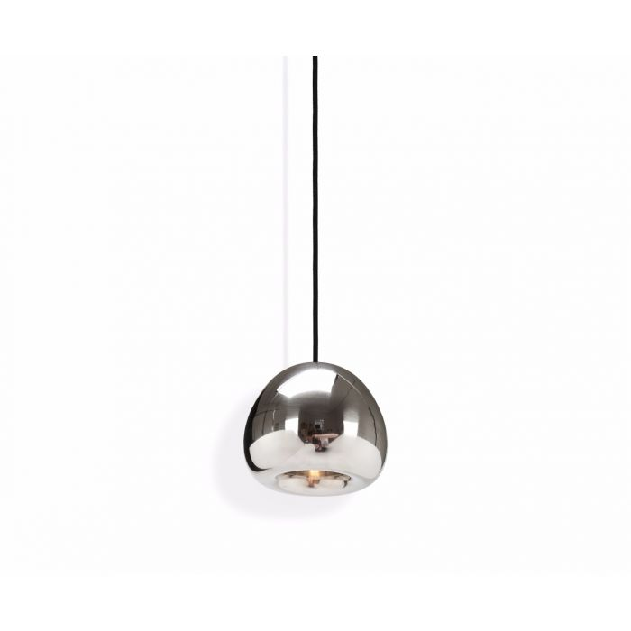 TOM DIXON Void Mini Steel Pendant | The Source - Bath • Kitchen • Homewares