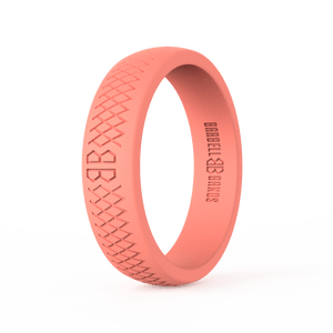 "Women's ""Coral"" Silicone Ring"