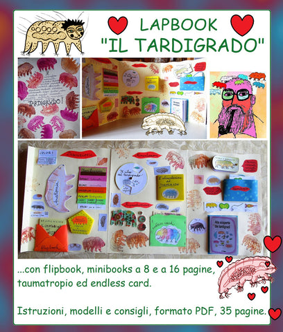 LAPBOOK: IL TARDIGRADO (Water Bear Lapbook) PDF