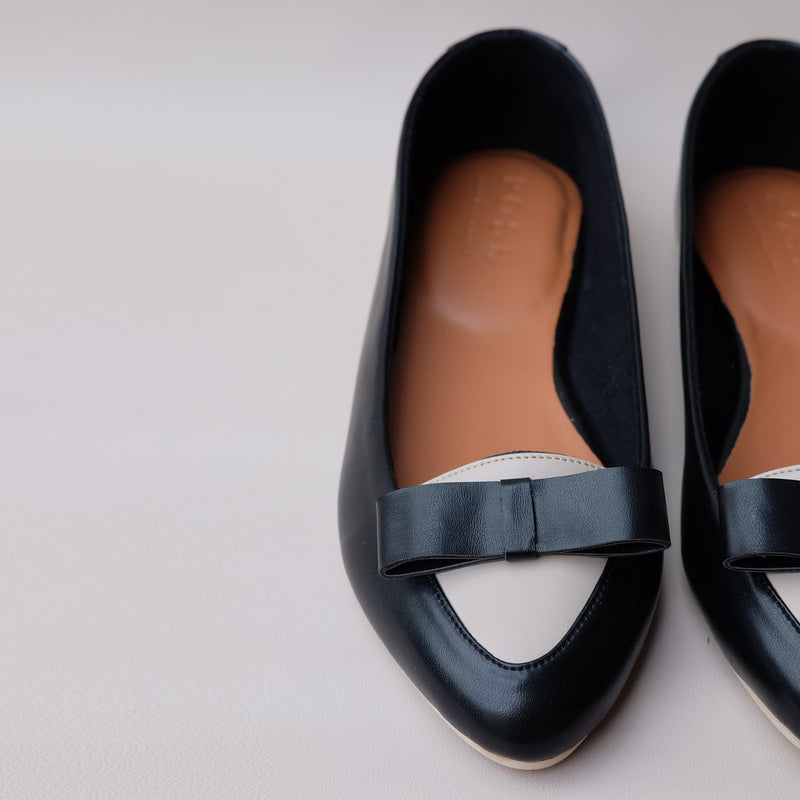 Mini Bow Loafers