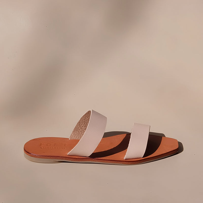 Coco Sandals in Nude