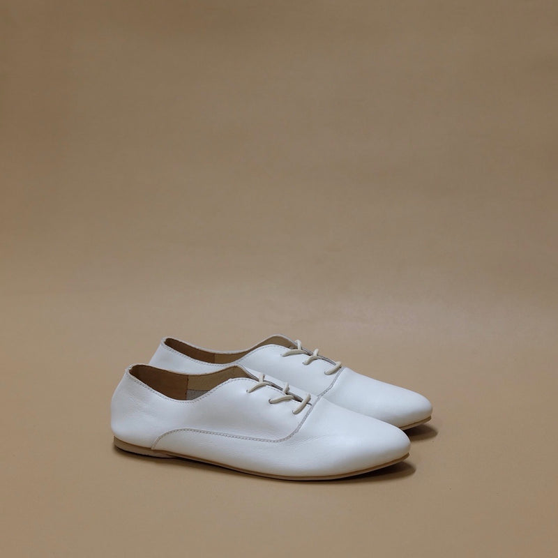Sunday Shoe in White