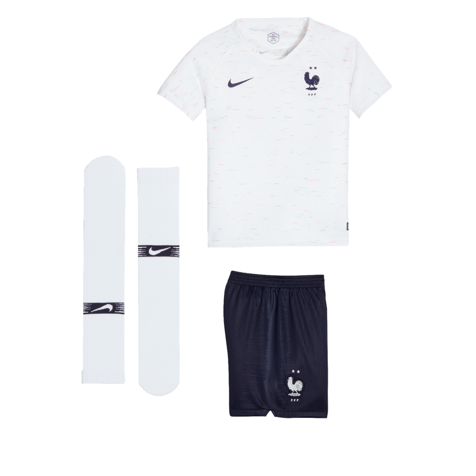 competitive price speical offer a few days away MAILLOT EQUIPE DE FRANCE JUNIOR 2 ETOILES NIKE