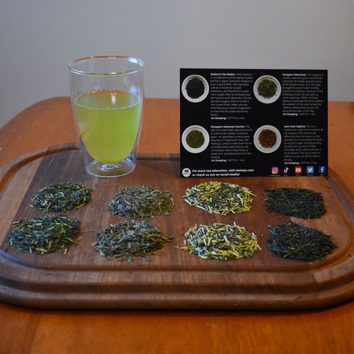 Monthly Tea Sampler (8 Pack)