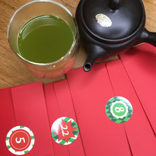 Load image into Gallery viewer, Green Tea Advent Calendar