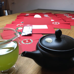 Green Tea Advent Calendar