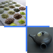 Load image into Gallery viewer, Black Teapot + Mega Sampler