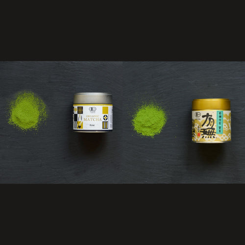 Matcha Double Pack Washimine+Koiai