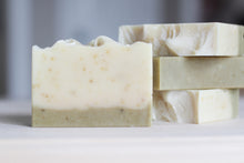Load image into Gallery viewer, BASIL & LEMON Purifying Herbal Soap [wholesale]